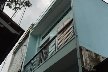 Bán nhà đường Phạm Ngọc, P Tân Quý, Q Tân Phú, gần chợ Tân Hương 4,3 x 8m, 1 lầu