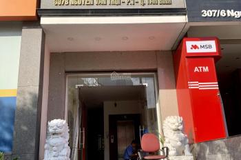 Cho thuê tầng trệt tòa nhà Doxaco Nguyễn Văn Trỗi Quận Tân Bình