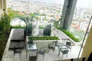 Cho thuê căn hộ Hà Đô Centrosa tầng cao view đẹp full nội thất như hình giá rẻ, LH 0931333703