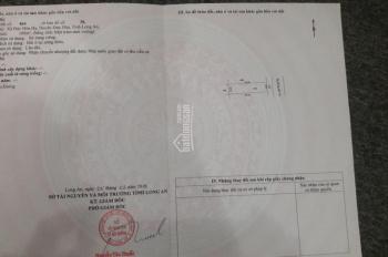 Bán gấp đất KCN Tân Đức giá 880tr, LH 0931112822