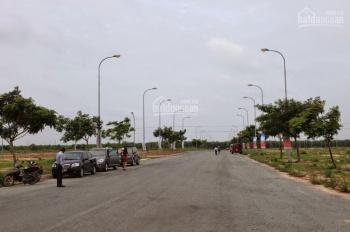 Bán đất mặt tiền đường lớn 30m, giá 7 triệu/m2, nền góc, thuộc dự án Sunflower City - Nhơn Trạch