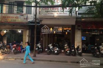 Bán nhà mặt ngõ ô tô KD Nguyễn Chí Thanh, Phường Thành Công, 45m2 x 4 tầng 8,5 tỷ, LH 0983132269