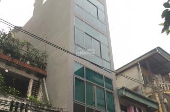 Bán nhà PL Trung Kính đường vỉa hè cách phố 30m. DT 55m2, MT 5m x 6 tầng, giá 11 tỷ - TL