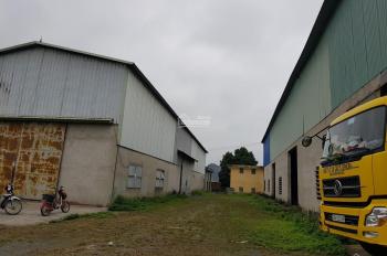 Cho thuê kho xưởng 360m2 cụm công nghiệp Vĩnh Niệm