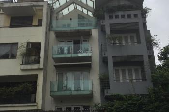 Cho thuê nhà ở ngõ 57 Nguyễn Khánh Toàn, Cầu Giấy, Hà Nội. DT 85m2 * 4 tầng, MT 6m, giá 28 tr/th