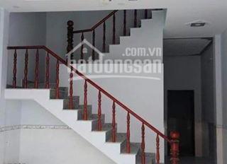 Cho thuê nhà 1 trệt 1 lầu khu dân cư Thới Nhựt 1, DTSD 4x10m; Giá 7 triệu/tháng