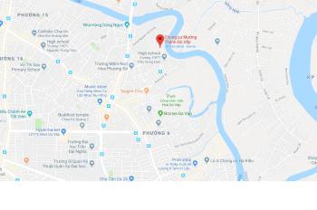 Cần bán lô đất Gò Vấp góc 2 mặt tiền lớn gần chợ, trường học, LH 0909399154