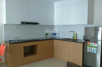 Sốc 091.898.1208 cho thuê căn hộ Jamona, Q7, 1PN 1WC 52m2, có máy lạnh, bếp, tủ bếp, rèm, 6,5 tr/th