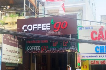 Bán nhà mặt tiền Phạm Văn Chiêu Gò Vấp. DT: 4x30m công nhận 89.4m2 gồm 8 căn hộ mini HĐT 40tr/th