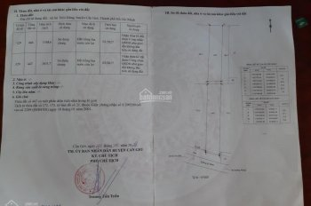 Bán 1 sổ hoặc 2 sổ liền kề diện tích mỗi sổ 3000m2, MT đường Lý Nhơn, xã An Thới Đông, 1tr450/m2