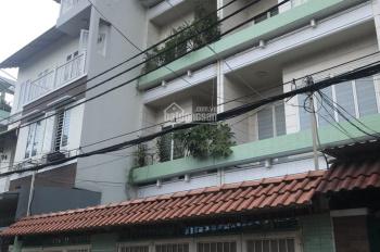 Cho thuê nhà đường xe tải Tôn Thất Thuyết, P3, Q. 4, DT 4.5mx15m gồm 1 trệt + 2 lầu, nhà đẹp giá rẻ