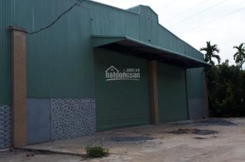 Cho thuê nhà xưởng 1800m2 giá 90tr/tháng tại 9986/98 Quốc Lộ 1A phường An Phú Đông, Quận 12