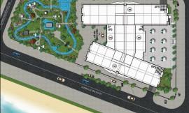Bán nhanh căn hộ nghỉ dưỡng cao cấp Golden Bay với giá sở hữu 1,1 tỷ/căn