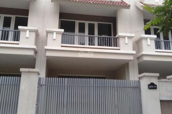 Cho thuê nhà 82.5m2, xây hoàn thiện mặt ngoài (cổng, cửa), tiện làm VP, kho công ty