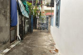 Bán lô đất hẻm 2.5m đường Võ Thị Sáu phường Phước Long Nha Trang