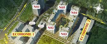 Bán căn thương mại Ecohome 3, ngân hàng cho vay 60% giá trị. LH hotline dự án 0904549186