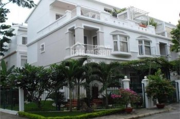 Bán biệt thự Hưng Thái, 7x18m, 1 trệt 2 lầu, 4PN, 4WC, sổ hồng, nhà đẹp, giá 18 tỷ