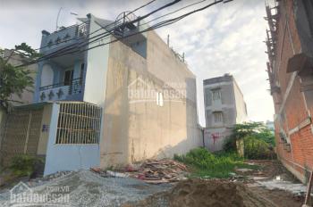 Nhà vỡ nợ sang liền tay lô đất đường Hậu Giang 74m2, 1.2 tỷ, sát trường Nguyễn Tất Thành, sổ riêng
