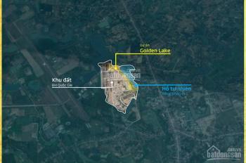 Bán đất nền Hòa Lạc, 100% thổ cư, view hồ chỉ từ 8tr/m2. LH 0987185931