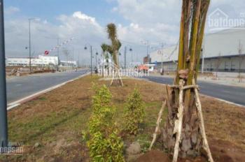 Cần tiền bán gấp lô đất gần Phan Văn Đáng, Nhơn Trạch giáp Q2, giá 18tr/m2, DT 100m2, LH 0328672237