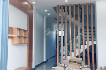 Cho thuê nhà tại khu dân cư phường Hiệp Thành, Thủ Dầu Một, Bình Dương, 2 lầu, 4PN, giá: 15 tr/th