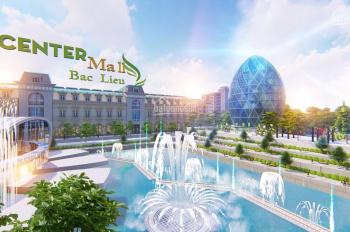 Khu đô thị thương mại Center Mall Bạc Liêu, chuẩn bị mở bán