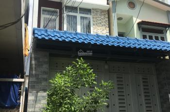 Bán nhà tại đường Âu Cơ, Quận Tân Phú. Gần chợ Bà Quẹo DT: 4.08 x 22m, nhà 3 tầng mới tinh