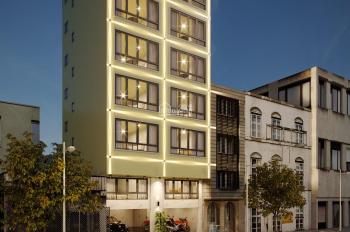 Bán tòa nhà 8 tầng CHDV MT Nguyễn Phi Khanh, Q1. DT 8x10m thu nhập khoảng 250tr/th, giá 30 tỷ