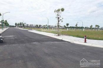 Bán gấp lô đất nền ,mặt đường 14m, trung tâm buôn bán sầm uất tại Bình Dương.NN hỗ trợ 70%