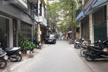 Bán gấp nhà phố Kim Đồng ngõ 43 thông 19, DT 56m2, mặt tiền 4.2m, giá 6.65 tỷ. LH 0977219284