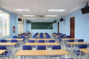 Cho thuê nguyên trường học hoặc phòng lẻ giảng dạy tại trung tâm Dĩ An, LH: 0975 714 269
