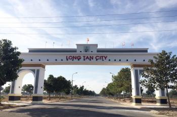 Đất nền Long Tân City, chỉ 8tr/m2 mua trực tiếp CĐT Licogi 16, ngay trung tâm hành chính Nhơn Trạch