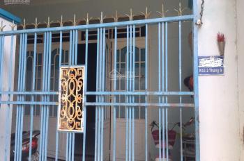 Bán nhà kiệt đường 2 tháng 9, giá rẻ 80m