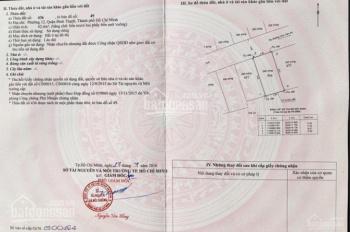 Bán đất trống hẻm xe hơi 5m Điện Biên Phủ, Bình Thạnh, 62.3m2, 7,2 tỷ hỗ trợ vay 0938793225 Phương