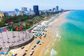 Bán đất góc 2 mặt tiền bãi Thùy Vân, Phường 8, TP Vũng Tàu. DT: 1.771m2