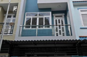 Bán khu nhà mới xây xong hẻm thông 1 sẹc qua chợ Đường số 6, Bình Hưng Hòa B, Bình Tân, TP. HCM