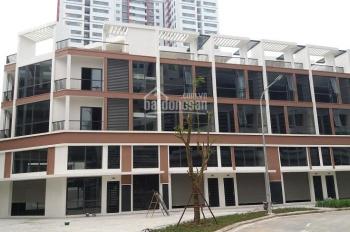 Cho thuê shophouse để kinh doanh, làm văn phòng KĐT Gamuda Gardens, 885 Tam Trinh, Hoàng Mai