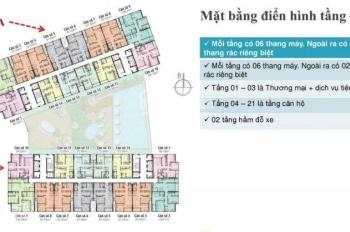 Green Pearl 378 Minh Khai, cam kết không chênh, CK 3,5%+vay LS 0%+5 cây vàng+miễn dịch vụ
