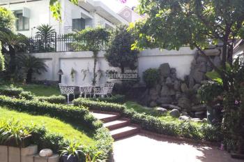 Chính chủ bán biệt thự sân vườn, góc MT Ngô Thời Nhiệm - Nguyễn Thông, p7, quận 3, giá: 135 tỷ