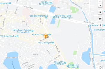 Bán đất đường Hoàng Văn Thái - giá chỉ 1 tỷ xxx - diện tích hơn 100m2