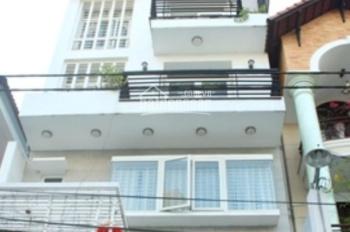 Nhà mới cực đẹp hẻm hoa hậu Lê Văn Sỹ, Quận 3. 7x18m, 2 lầu + sân vườn, giá 23.9 tỷ TL
