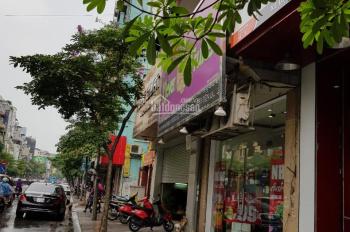 Cần cho thuê mặt bằng tầng 1 mặt phố Tôn Đức Thắng, Đống Đa, Hà Nội. DT 120m2, MT 8m Giá 50tr/th