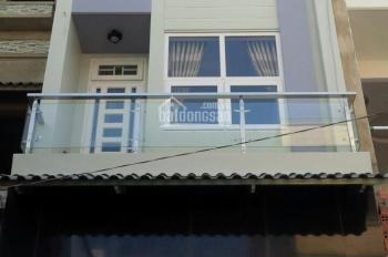 Bán gấp nhà hẻm 116 Thiên Phước, phường 9, Tân Binh, DT 4 x 17.5m, trệt, 2 lầu, sân thượng