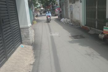Nhà mặt tiền Huỳnh Văn Nghệ Ngay chợ 4x13m, P15, Tân Bình
