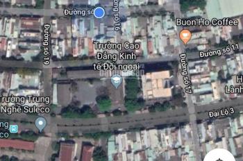 Bán nhà MT đường 10, CN 86.4m2 giá rẻ nhất đường 10, dành cho khách đầu tư, 5.6 tỷ, TL 0919451133