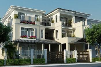 Cần bán biệt thự đơn lập căn góc khu vip trung tâm Phú Mỹ Hưng, nhà mới NT cao cấp, LH 0912183060