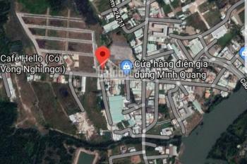 Bán lô đất diện tích lớn MT Nguyễn Bình, Nhơn Đức, Nhà Bè, DT: 9200 m2, giá 85 tỷ. LH 0938.079.076