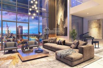 Căn hộ Penthouse Tòa Orchid Vista Verde, DT 365m2, view sông + Quận 1, giá: 22 tỷ. LH 0931356879