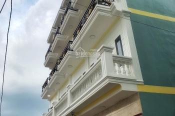 Bán nhà 60m2 hẻm xe hơi 1 trệt 2 lầu 4 phòng ngủ, sân thượng, đường An Dương Vương, P16, Q8