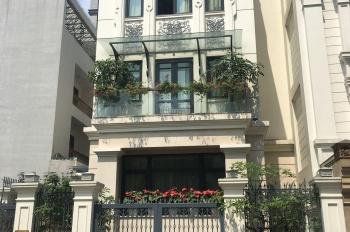 Mặt phố Nguyễn Văn Huyên, Cầu Giấy, 66m2, 6 tầng, thang máy, view thoáng, gara 2 ô tô, KD, giá 14.7